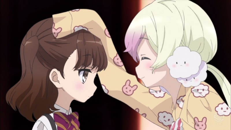 『魔法少女育成計画』2話「マジカルキャンディーを集めよう!」キャプチャ