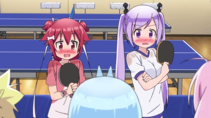 『灼熱の卓球娘』3話「好きっ!!」キャプチャ