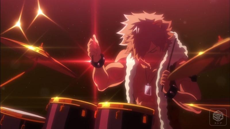 『SHOW BY ROCK!!#』8話キャプチャ