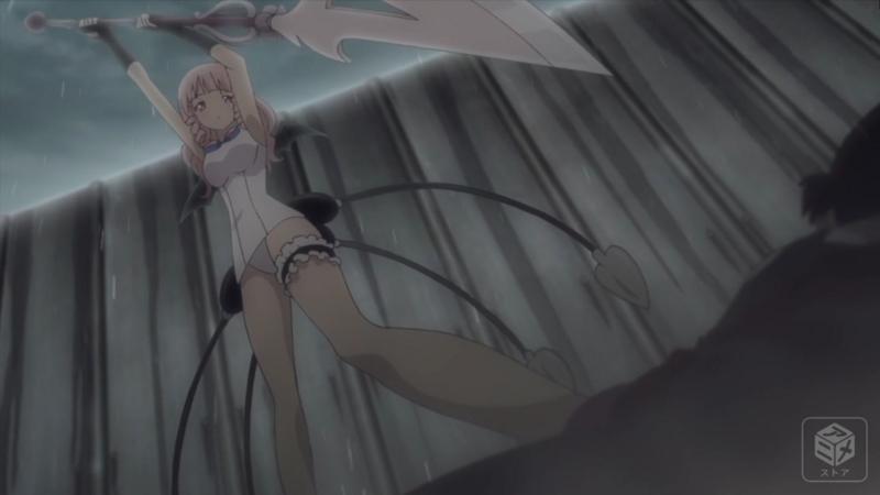 『魔法少女育成計画』10話キャプチャ