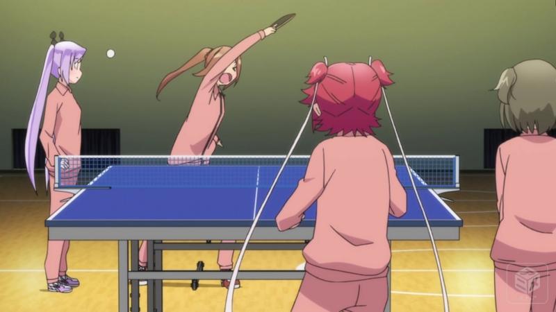 『灼熱の卓球娘』12話(最終話)キャプチャ