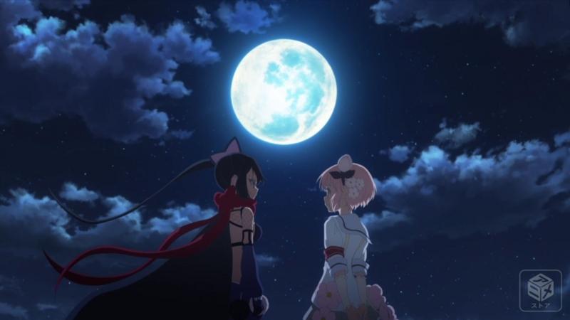 『魔法少女育成計画』12話(最終話)キャプチャ
