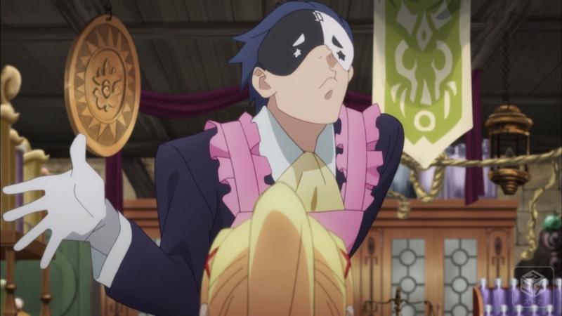 アニメ『この素晴らしい世界に祝福を!2』6話キャプチャ