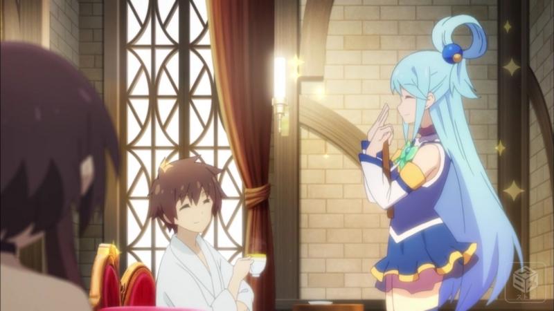 アニメ『この素晴らしい世界に祝福を!2』7話キャプチャ