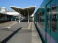 和歌山駅7番線