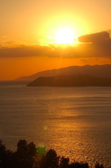 [和歌山][夕焼け][加太][夕日][夕陽]