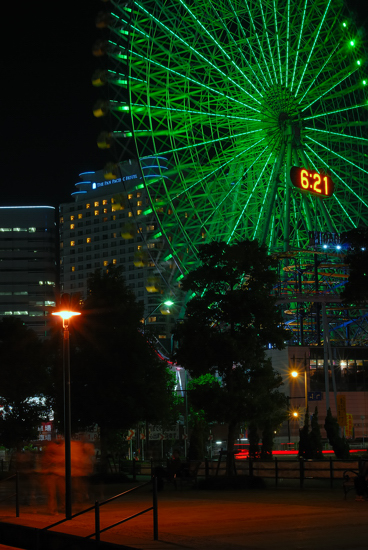 [横浜][夜景][みなとみらい]