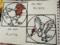 オニスズメとオニドリル