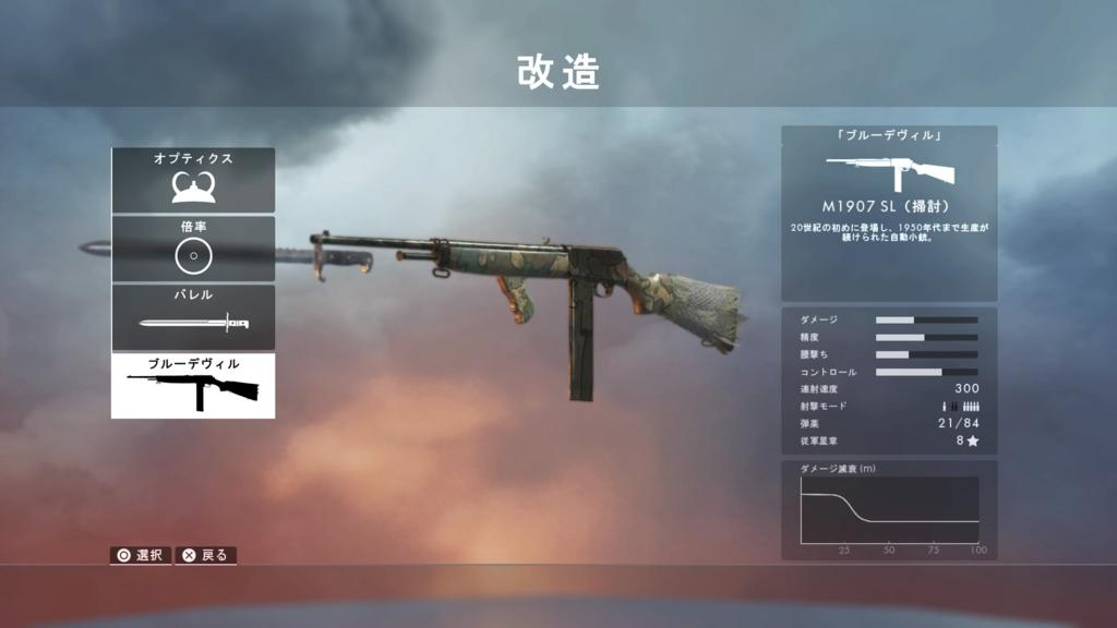 bf1 武器 一覧
