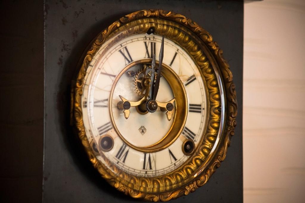 機械式時計 魅力