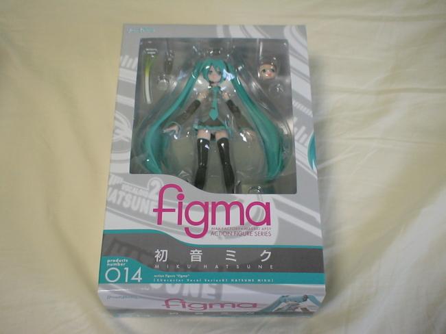 [figma][初音ミク]