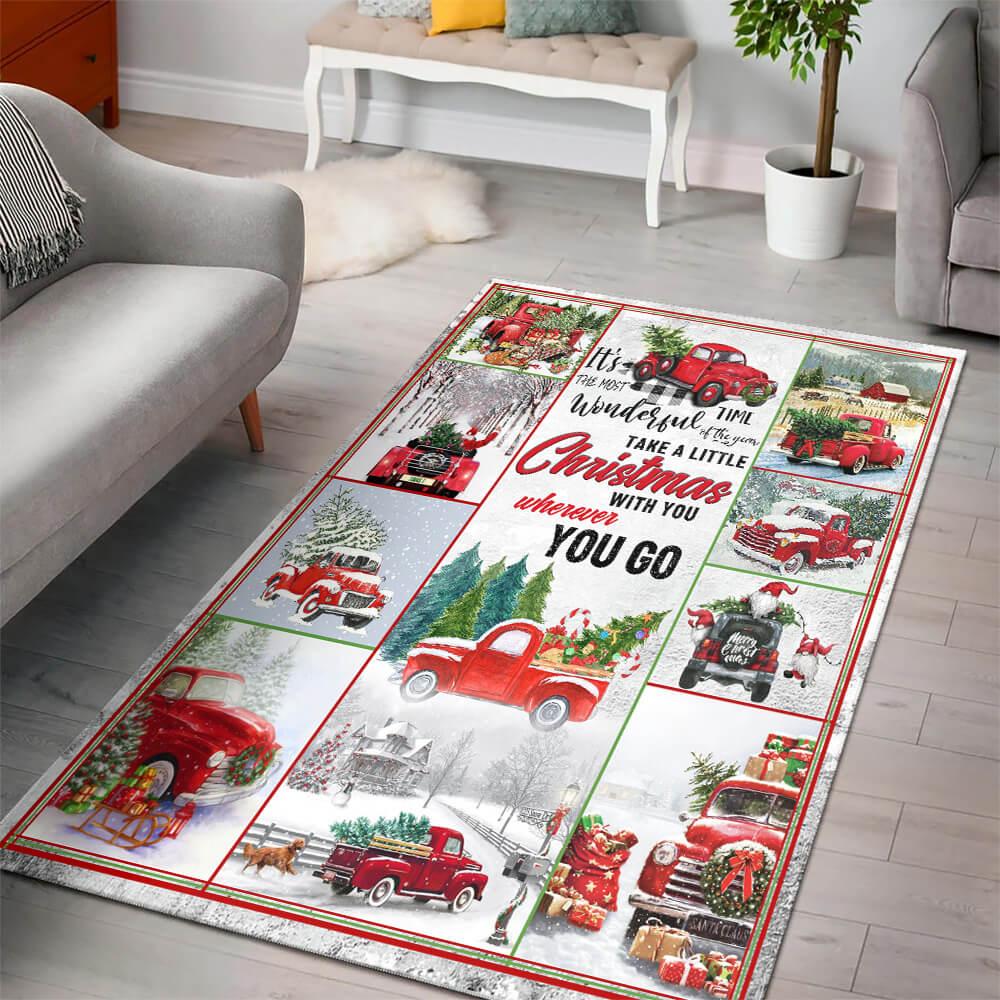 Christmas Rugs 90 LoveHome