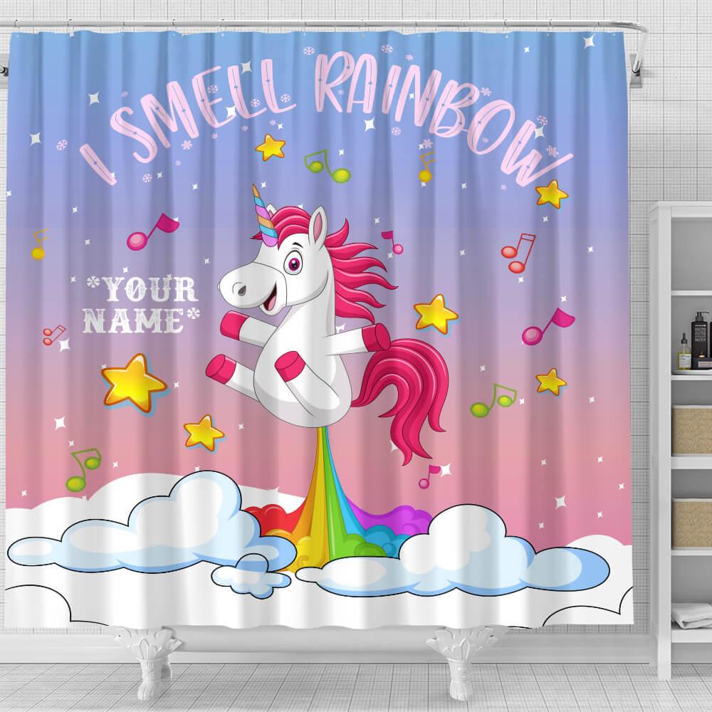 Unicorn Shower Curtain 90 LoveHome