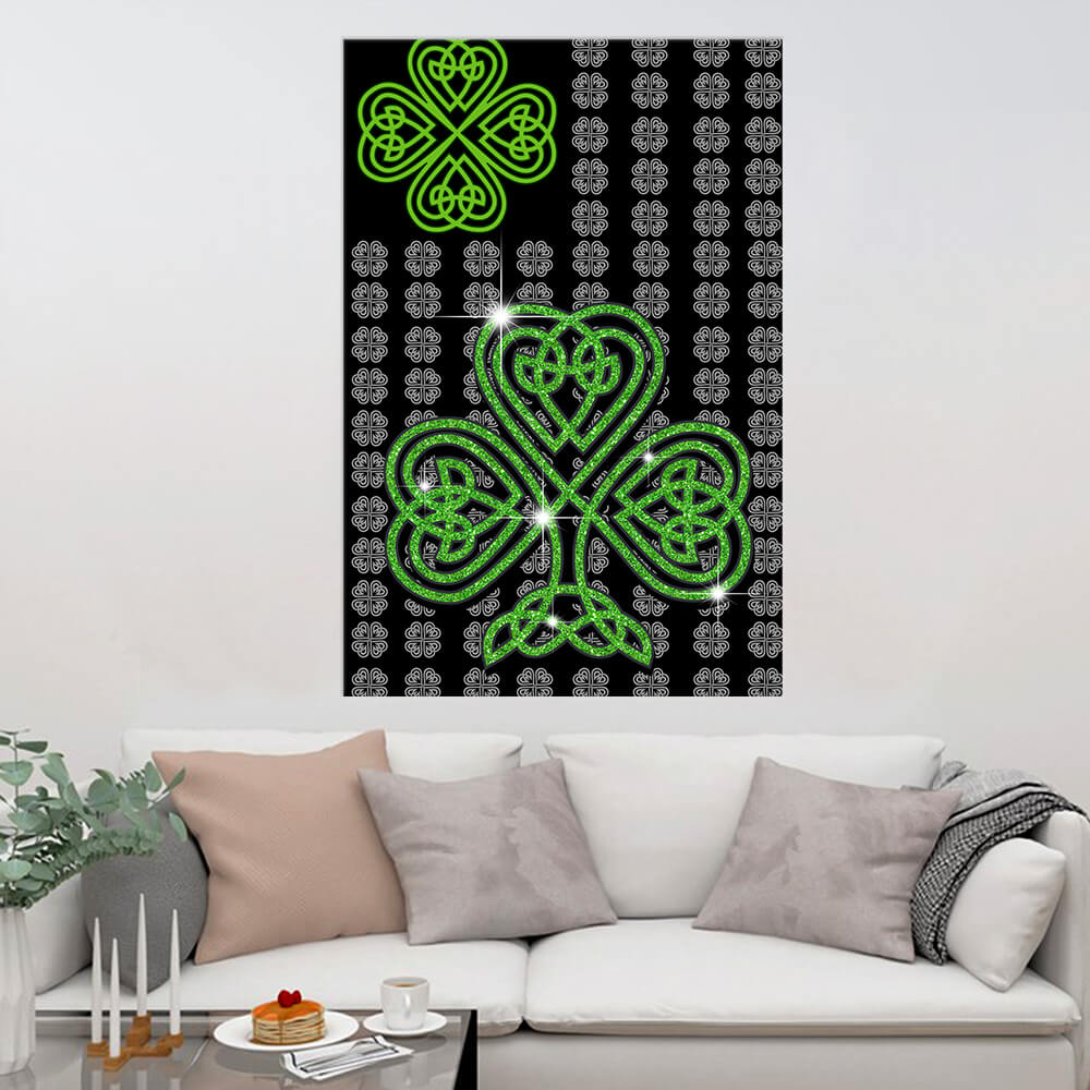 St Patrick's Day Wall Art 90 LoveHome