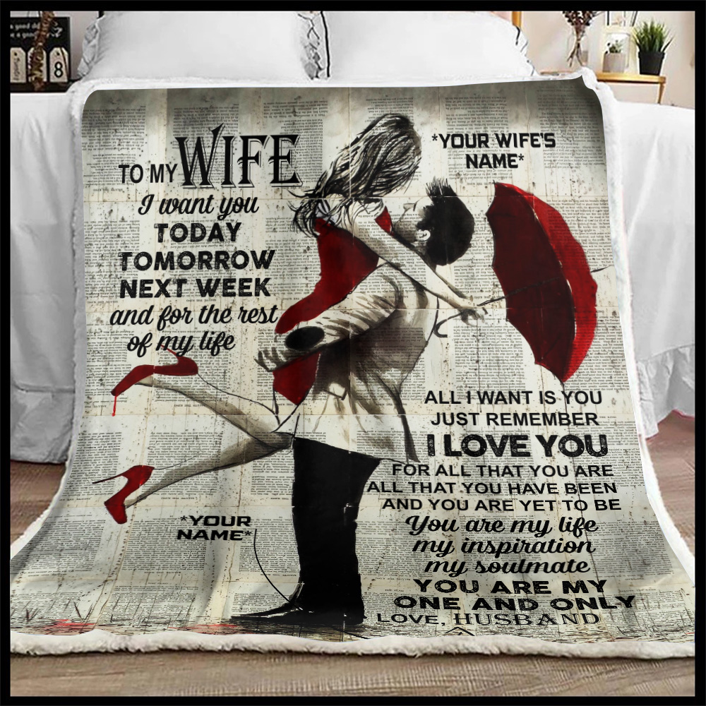 Wife Blanket 90 LoveHome