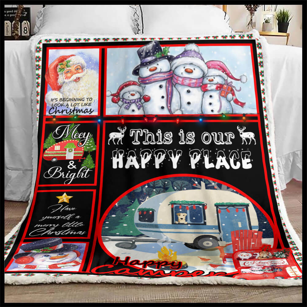 Holiday Blanket 90 LoveHome