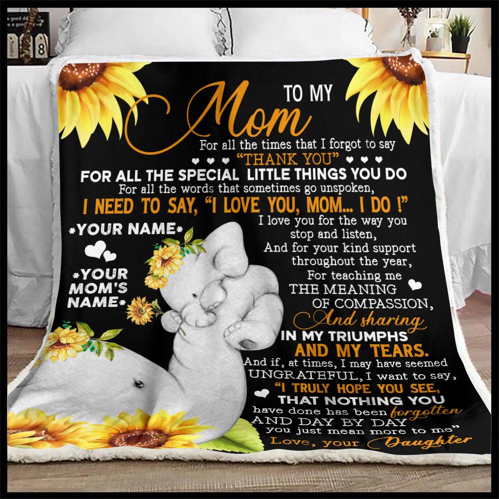 Blanket For Mom 90 LoveHome