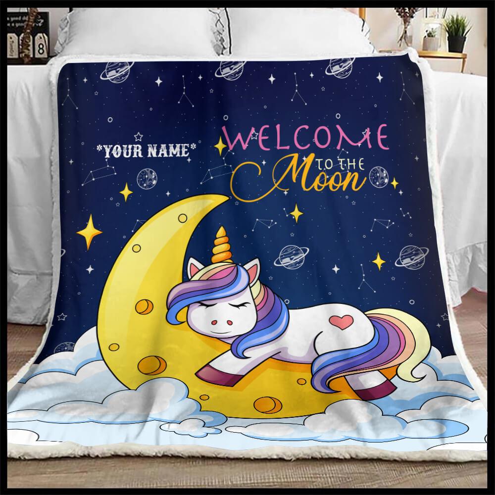 Unicorn Blanket 90 LoveHome