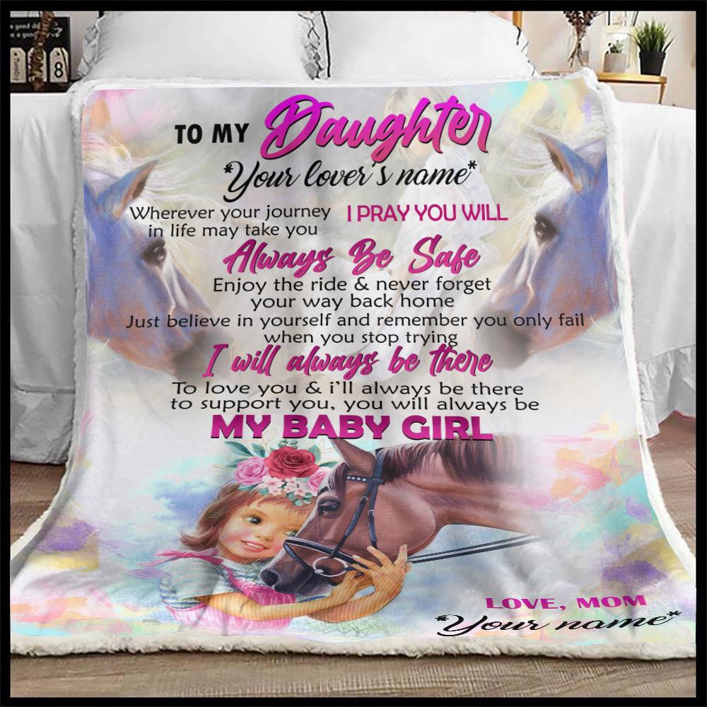 Daughter Blanket 90 LoveHome