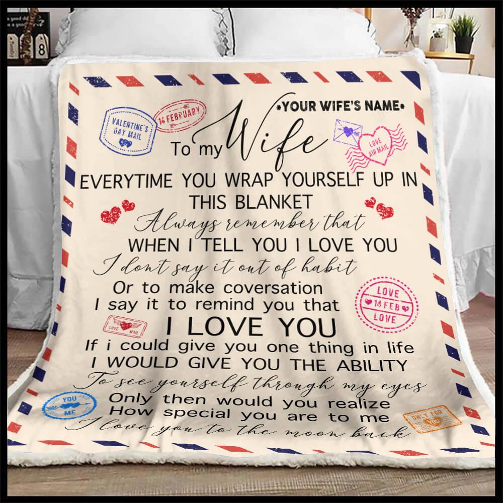 Family Blanket 90 LoveHome