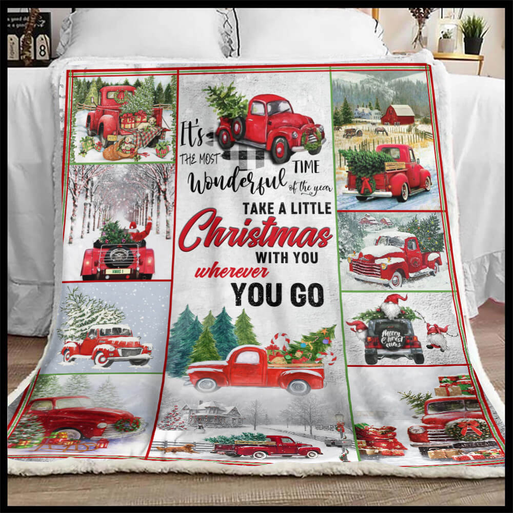 Christmas Blanket 90 LoveHome