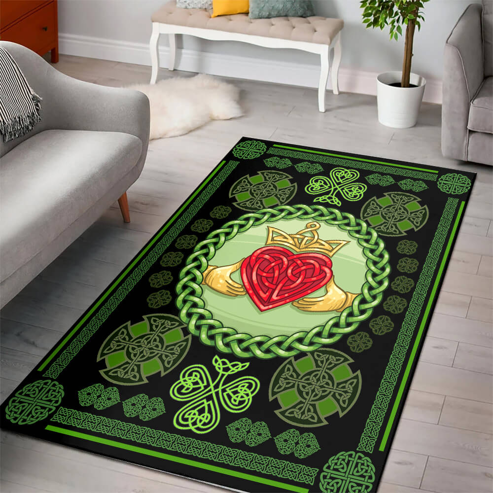 St Patrick's Day Rugs 90 LoveHome