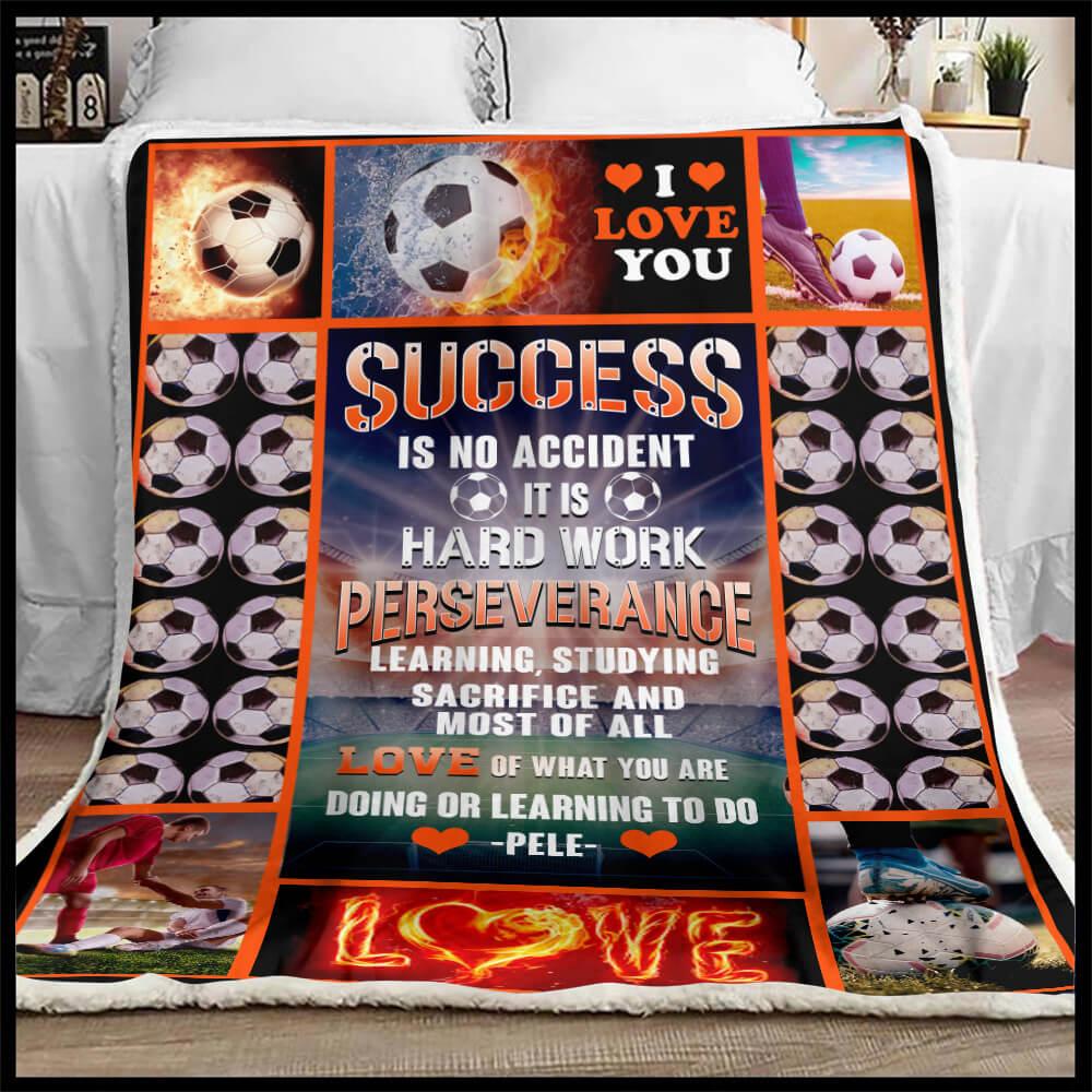 Football Blanket 90 LoveHome