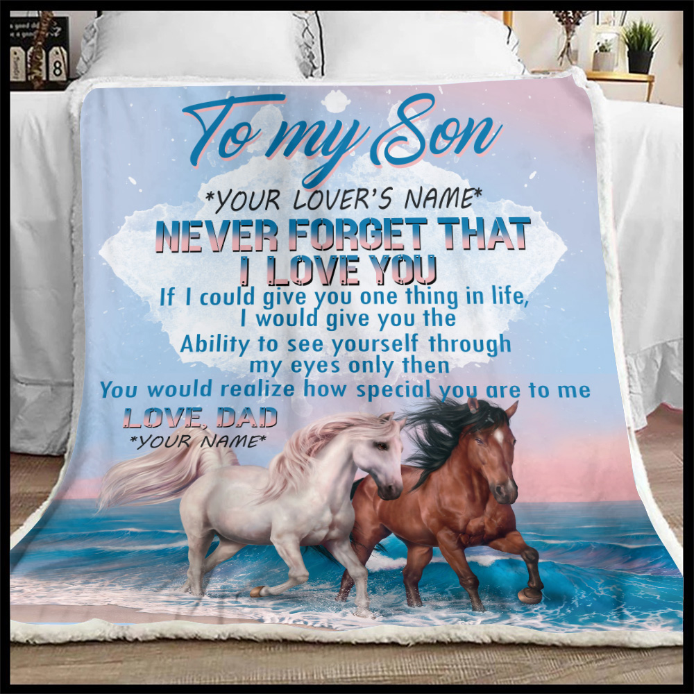 Blanket For Son 90 LoveHome