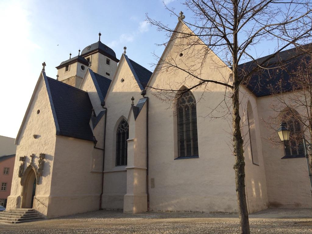 ドイツZeitsミヒャエリ教会Michaeliskirche