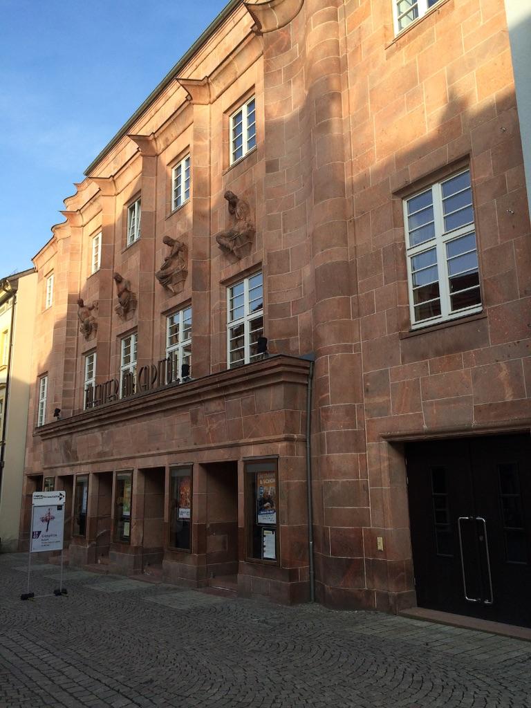 ドイツZeitsキャピトール劇場