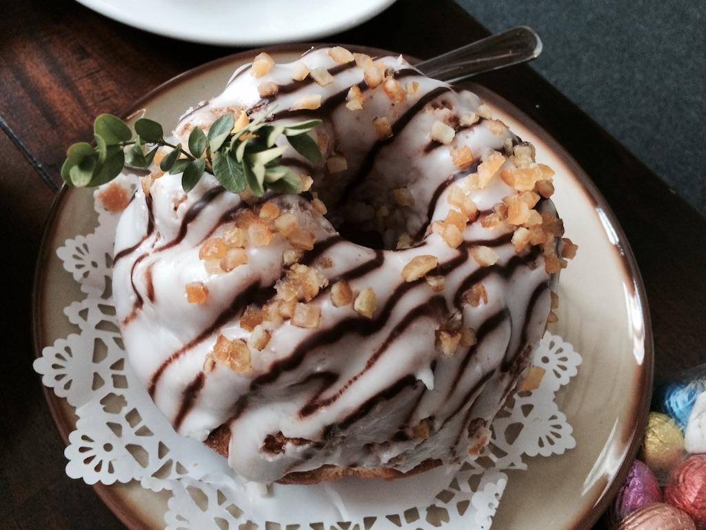 イースターのMazurekマズレクケーキ