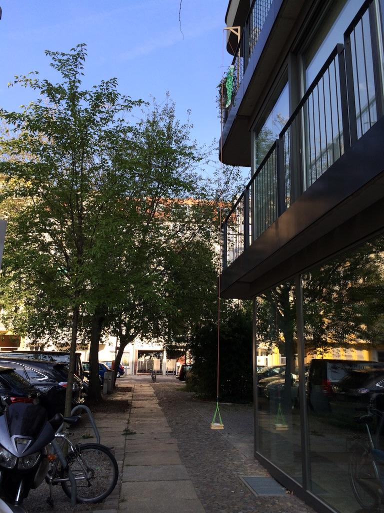 ベルリンの住宅地