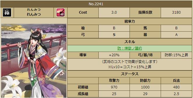 れんみつ-2241