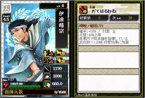 伊達晴宗-1137:戦国ixa
