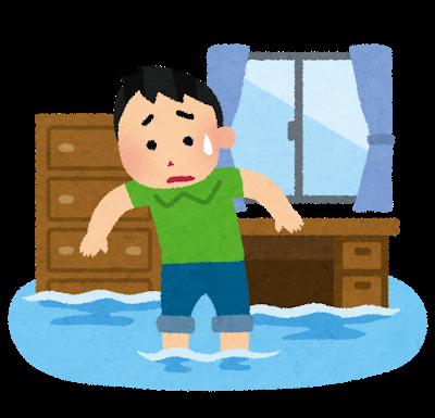大雨洪水警報 会社 強制出勤 学校 休み 暴風警報 台風