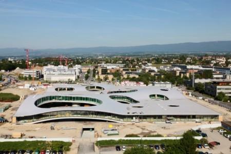 スイス連邦工科大学ロレックス・ラーニング・センター スイス連邦工科大学 個別「スイス連邦工科大学