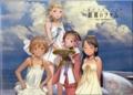 ラストエグザイル -銀翼のファム- Over The Wishes パンフレット