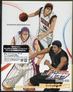 黒子のバスケ 2nd SEASON Blu-ray BOX