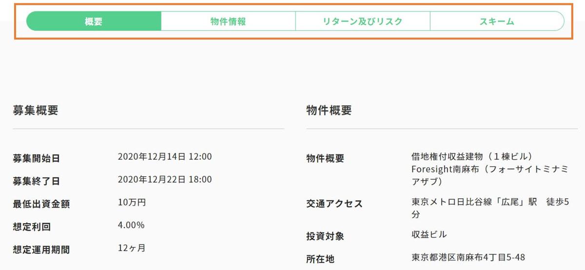 大家.com,ファンド情報