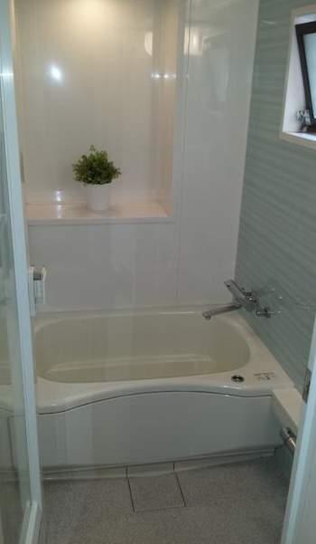 夙川アーバンライフ 浴室