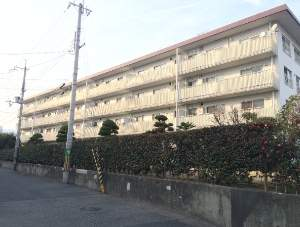 仁川フラットC棟(3階部分・66.95㎡) 外観