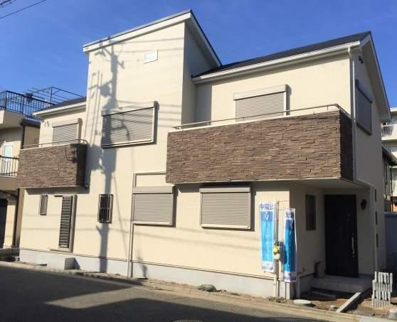 芦屋市西蔵町新築一戸建て 13番 外観
