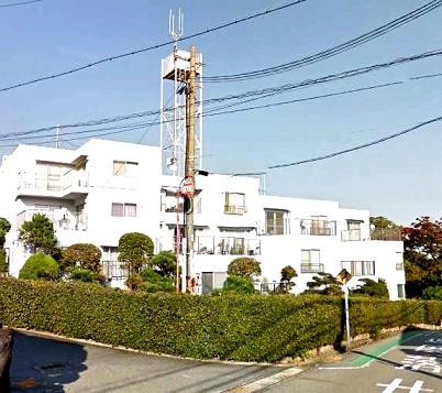夙川台サンハイツC棟(3階部分・95.01㎡) 外観