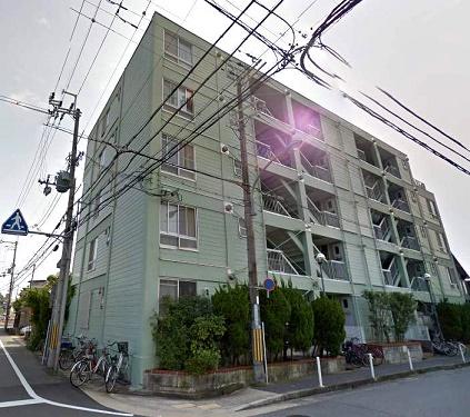 甲子園第3コーポラス(4階部分・39.25㎡) 外観