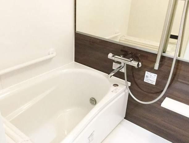 グランドメゾン広田(2階部分・85.13㎡) 浴室