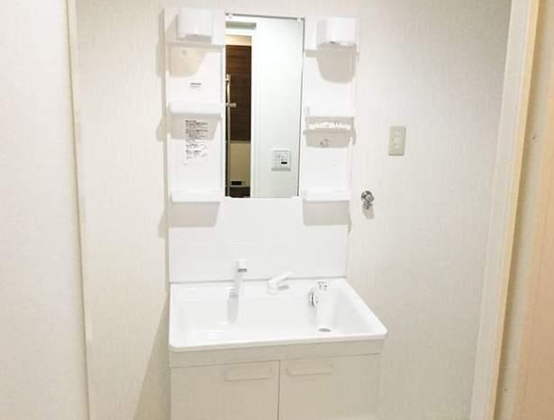 グランドメゾン広田(2階部分・85.13㎡) 洗面