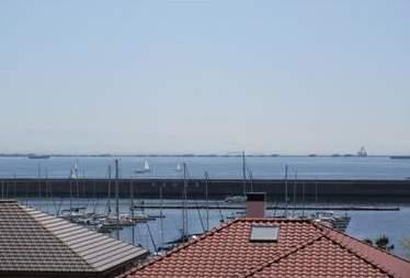 西宮マリナパークシティ港のまちハーバーヴィラ(4階部分・102.36㎡) 眺望