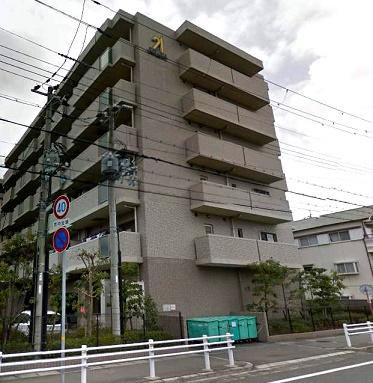 グランコート武庫川(1階部分・72.53㎡) 外観