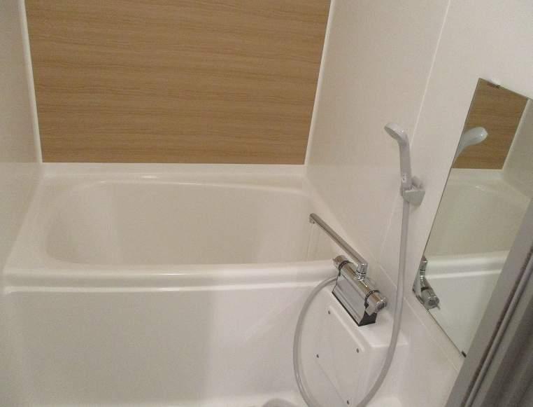 朝日ケ丘アーバンライフ(4階部分・90.17㎡) 浴室