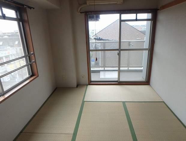 アムール芦屋(4階部分・52.25㎡) 和室